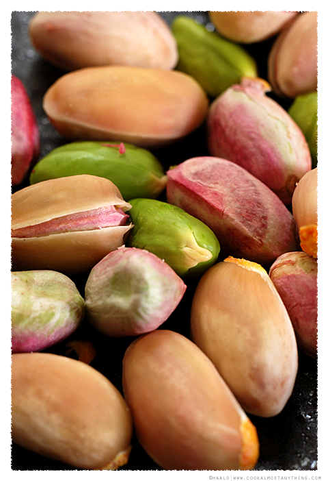 fresh pistachio© by Haalo