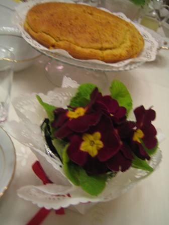 Çuha Çiçekli Mısır Ekmeği