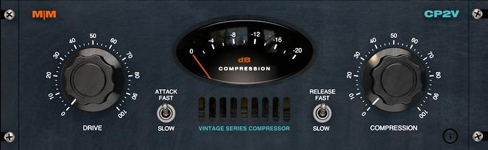 CP2V Vintage Compressor