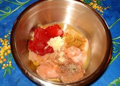Tomato Shish Taouk