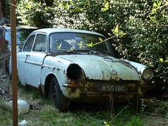 Rust in peace (Dave S Campbell) Tags: classic cars vw volkswagen scotland back glasgow 9 route autos notch route9autos