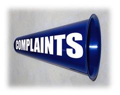 Complaints - A Bully Horn