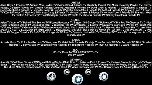 VidZone TV