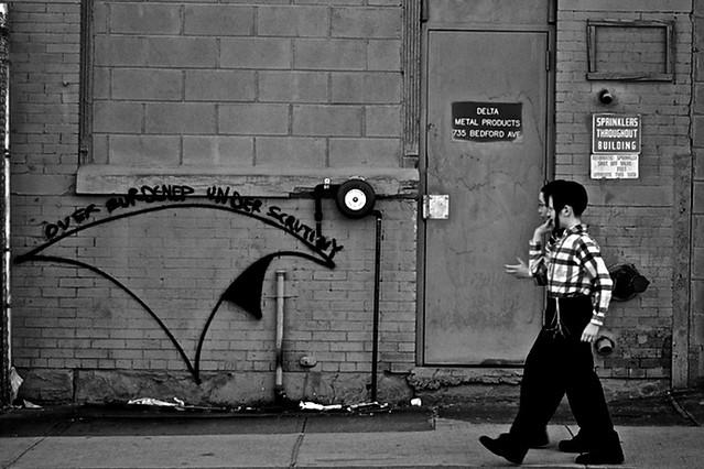 Hasidic Brooklyn