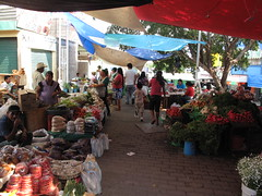 Market - Puerto Escondido, Mexico