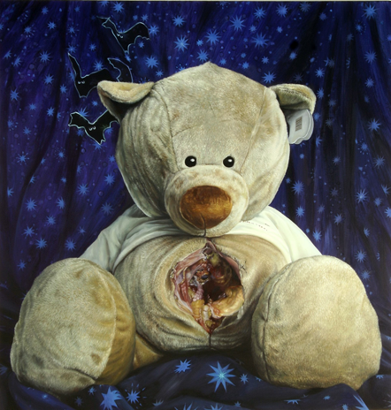 Cindy Wright, Sweet dreams, 2007