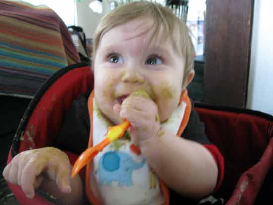 Eating is Fun!