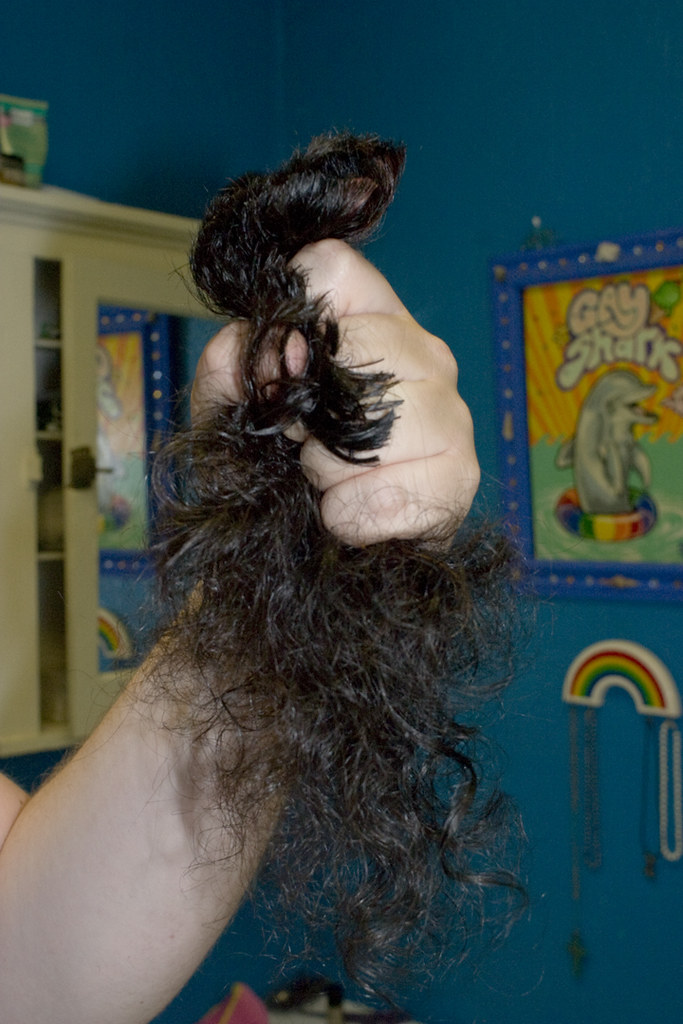 So much hair