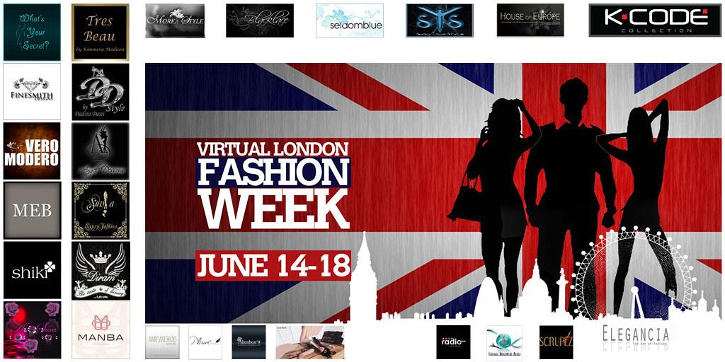 . Virtual London Fashion Week Summer 2011 .