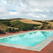 apartment pool tuscany