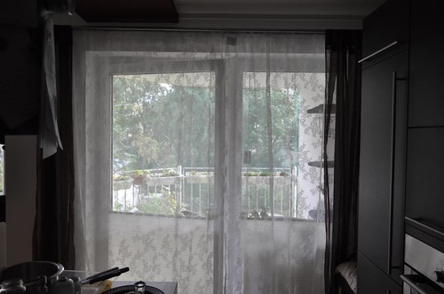 Kitchen Window Views