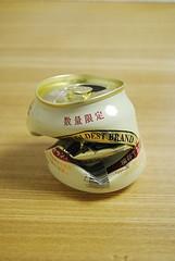 350ml缶のつぶし方