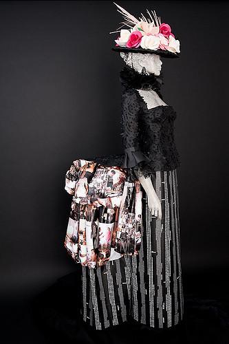 Eloise Corr Danch Paper Dress