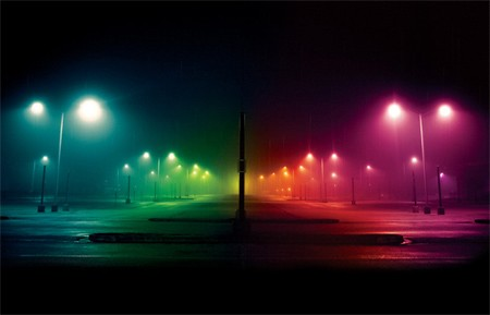 Rainbow Lights (by Lex Leigh / Uptown Avenue)