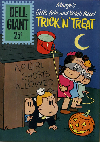 Little Lulu and Witch Hazel Trick N' Treat