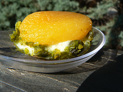 abricots roquefort