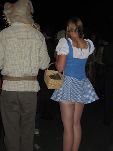 Scarecrow, Dorothy