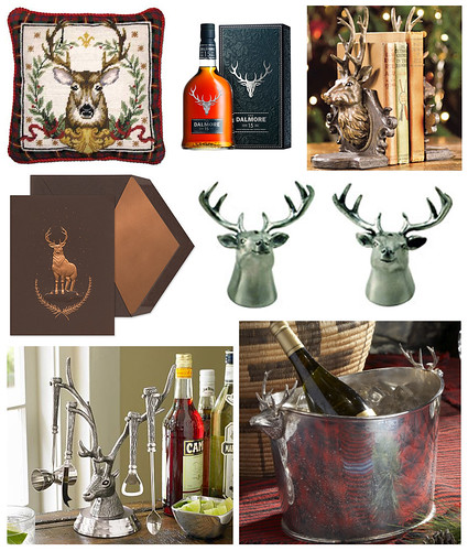 English Lodge Holiday: Stags