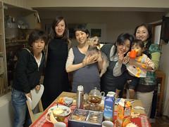 Ken-nishi Girls reunion