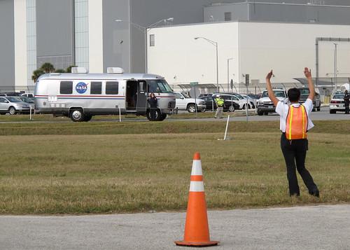 NASA Astrovan