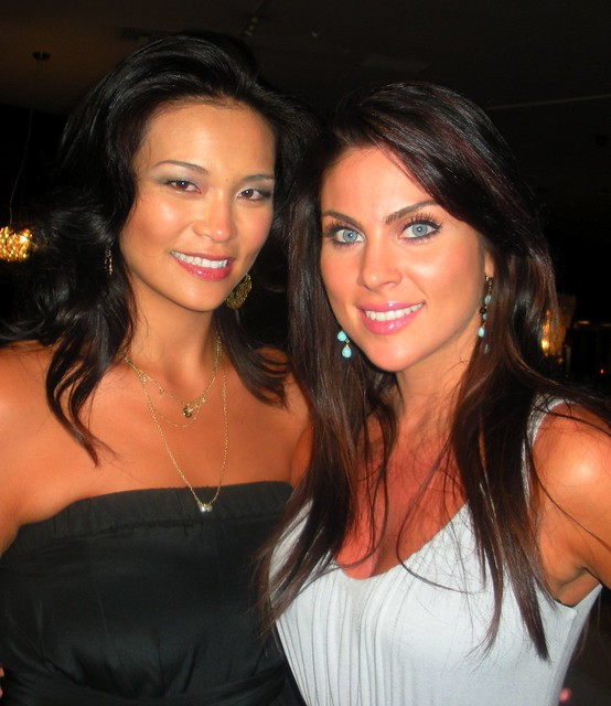 Maggie B, Nadia Bjorlin, Interior Illusions, Emmy's Gifting Suite 2009