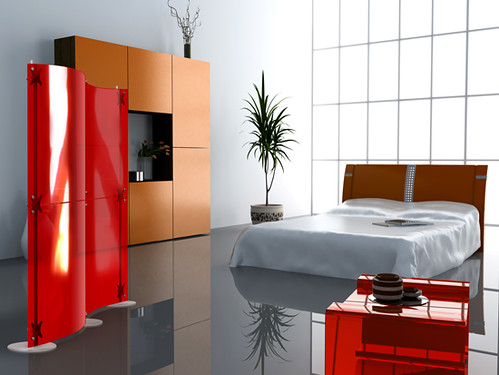 Minimalist Idea of Bedroom Interior Design