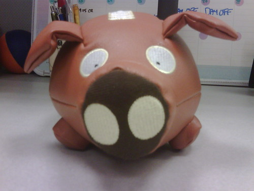 He1n1e the Wonder Pig