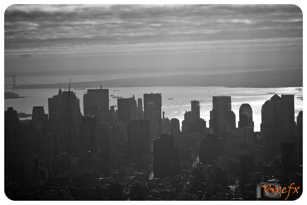 NYC in B&W (3 of 5)