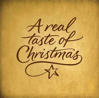 Booths, A Real Taste of Christmas