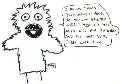 366 Cartoons - 300 - Fang