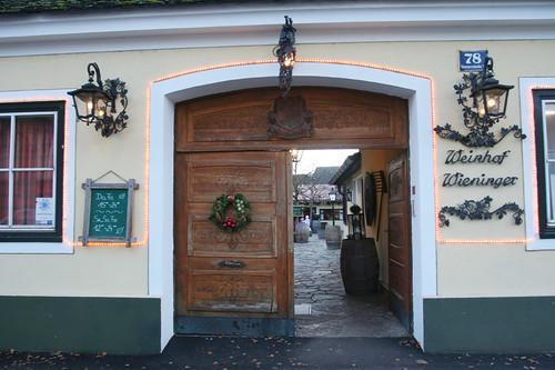 Weiniger entrance