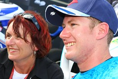 Josh Waters- Australian Superbike Champion 2009. (AustralianSuperbikes) Tags: champion suzuki 2009 superbikes finalround asbk joshwaters