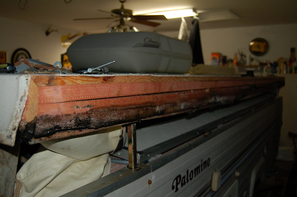 Palomino Txl Roof Side Repair Replacement