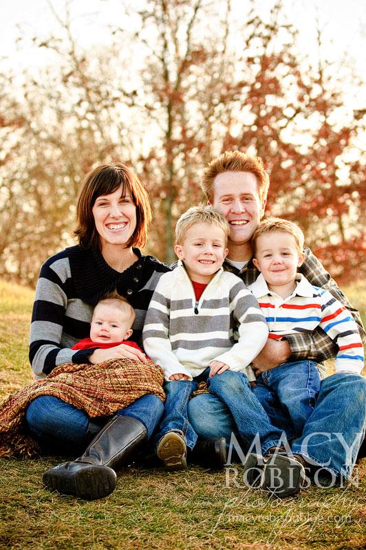 Sanderson Family 10