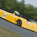 Number 41 1987 2000cc Swift DB2 driven by Richard Barnes in SVRA Class 7 (S2) at NJMP in October 2009