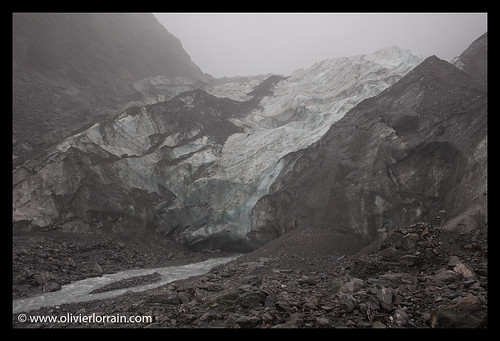 Franz Joseph glacier - South Island, NZ