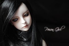Ashlar - DOT Lahoo (-Poison Girl-) Tags: blue black dark doll dolls dot sd bjd dollfie superdollfie dod poisongirl dreamofdoll balljointeddoll taltos ashlar lahoo dotlahoo dodlahoo
