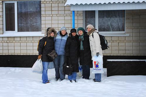 Orphanage in Velykopolovetske (Великополовецьке)