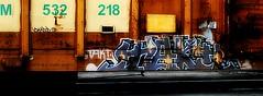 Takt (w/ichabod streak) (mightyquinninwky) Tags: railroad train geotagged graffiti moving crossing streak tag graf tracks rusty indiana railway tags tagged southernindiana rustbucket railcar rusted rails weathered spraypaint boxcar graff graphiti ich freight rolling stamped railroadcrossing ichabod inmotion trainart rollingstock paintedtrain railart crossingarm spraypaintart moniker movingart warninglights takt taggedtrain paintedsteel boxcarart evansvilleindiana weatheredboxcar taggedboxcar paintedboxcar movingfreight  paintedrailcar geo:lon=87627355 taggedrailcar nurrenbernroadcrossing geo:lat=37943499
