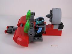 Dual-Cockpit Trident Speeder pic 3