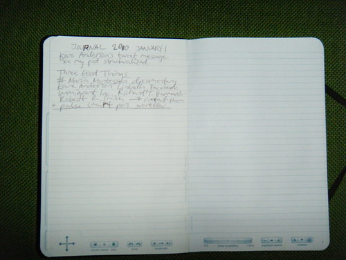 Livescribe Journal