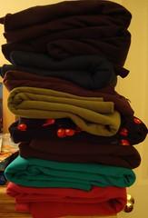 Stack o' knits