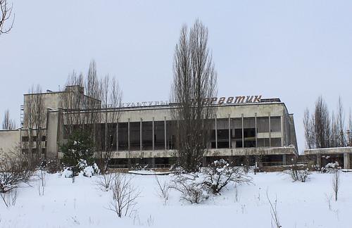 Prypyat - 4 January, 2010