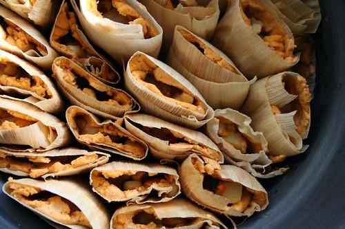 i made tamales