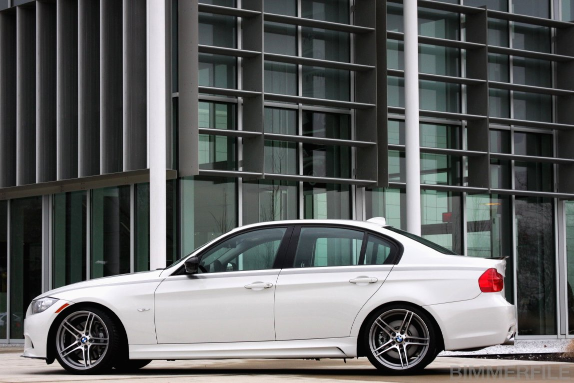 BMW Performance 335i with Performance Engine Kit