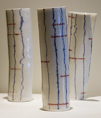 Ceramic vessels by Laura Ellis by Mr Embiggen