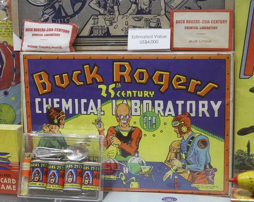 Buck Rogers Chemical Laboratory