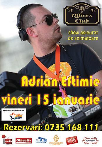 15 Ianuarie 2010 » Adrian Eftimie