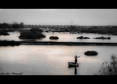 a l o n e ?? (Kanishka **) Tags: bridge beach nature wonderful nice nikon bangalore shore karnataka kanishka mywinners d3000 nikond3000
