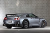 Tommy Kaira Silver Wolf Nissan GT-R rear quarter